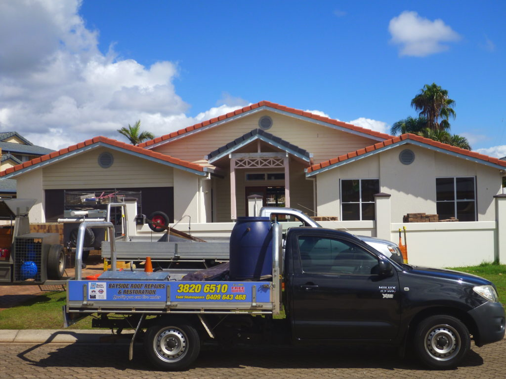 Roof Cleaning Brisbane South North Caboolture Logan Redlands