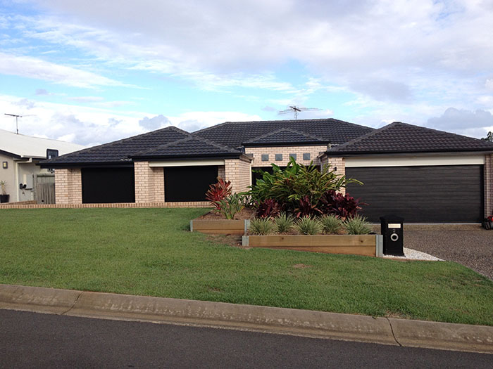 Garage Door Painting Brisbane South North Logan