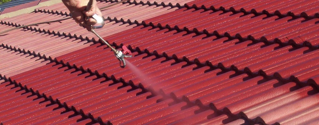Roof Painting Cost Brisbane North South Logan